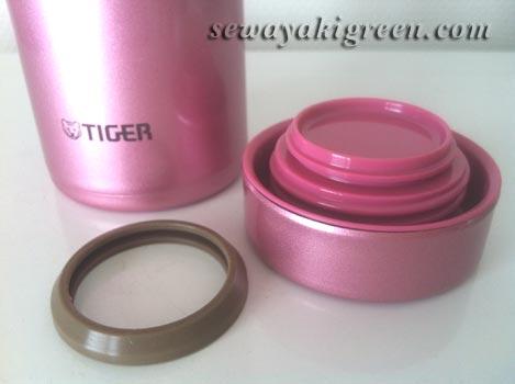 タイガー ステンレスボトル 水筒 夢重力 0.35L MMZ-A035
