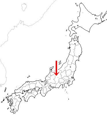 マップ(上高地)