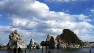 【旅】1泊2日で海鮮を味わう三陸の旅(岩手県)