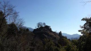 まるでマチュピチュ!!絶景の山城、苗木城跡(岐阜県中津川市)に行きました