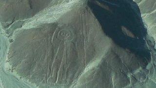 【旅】ナスカの地上絵(ペルー)観光は、飛行機酔いに注意です