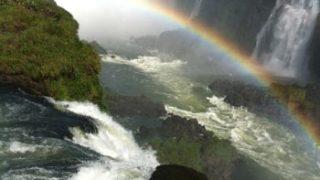 【旅】イグアスの滝(ブラジル/アルゼンチン)、その水量に圧巻でした