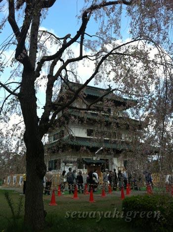 弘前城、弘前公園