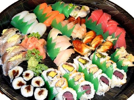 お寿司に使うバラン