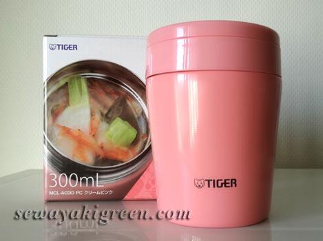 TIGERステンレスカップ(スープカップ)MLC-A030