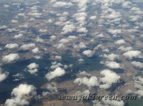 PARI-CLEARMONT-FERRANT間の空