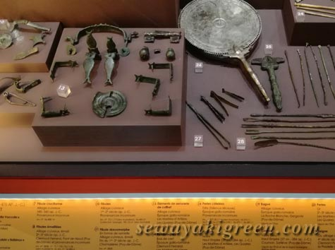 CLERMONT-FERRANDの博物館