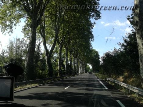 ポルトガル~フランスへの道