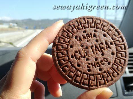 マリーチョコレート味