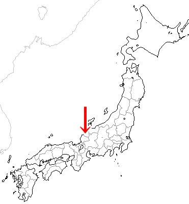 山中温泉map